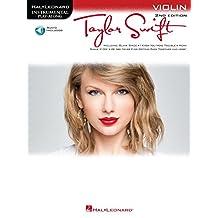 Taylor Swift for Violin: Instrumental Play-Along for Violin (English Edition)
