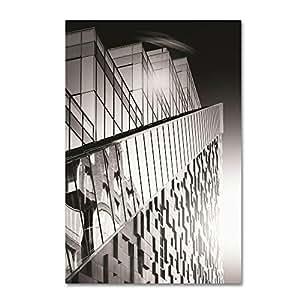 Trademark Fine Art 条形码工程* 3 部分,Erik Brede 出品 22x32 EB00099-C2232GG