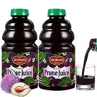美国原装进口Del Monte地扪西梅汁946ml*2瓶果汁饮料饮品
