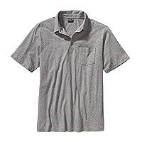 Patagonia 男士 商务休闲POLO衫 夏季短袖 52776