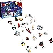 LEGO 乐高 星球大战 乐高(R)星球大战(TM)降临日历 75279