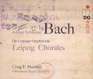 进口CD:莱比锡之音 Bach:Leipzig Organ Chorales(2SACD)90616196