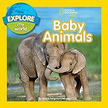 Explore My World Baby Animals (English Edition)