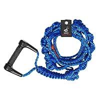 AIRHEAD WakeSurf 绳,4.83 米螺旋发饰