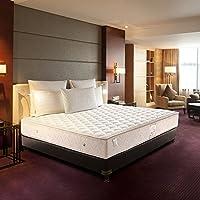 美国金可儿(kingkoil) 弹簧床垫 席梦思床垫1.81.5米 珠海长隆酒店款 珊瑚 (1800*2000)