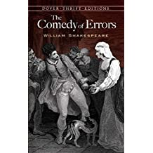 The Comedy of Errors (Dover Thrift Editions) (English Edition)