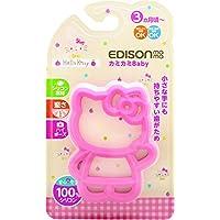 KJC EDISONmama 磨牙玩具 咬咬Baby 凯蒂猫(Hello Kitty)