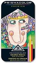 Prismacolor Premier 軟芯彩色鉛筆, 多種顏色, 24支
