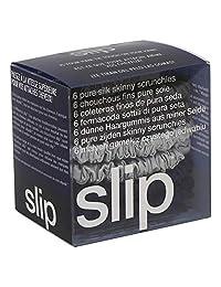 Slip Silk 午夜紧身裤套装 - *蓝、炭灰色和银色 - Slipsilk Pure Mulberry 22 Momme Silk (6 种发圈)