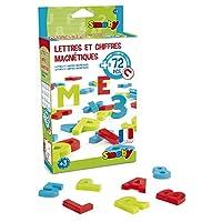 Smoby 430102 - 72 个磁性字母和数字