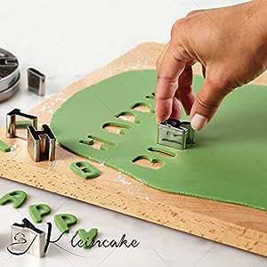 Kitchen Pasta 晾衣架折叠,iPstyle 细带干燥摇滚架,10 杆手柄 Alphabet Cookie