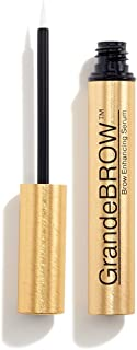 Grande Cosmetics GrandeBROW眉毛增长精华液,3ml(4个月 调整)