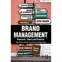 Brand Management: Research, Theory and Practice (English Edition)