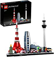 LEGO 乐高东京建筑模型 21051