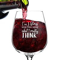 Funny Wines Glass 4 1 Glass Away