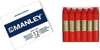 MANLEY 8 – 蜡笔,12支