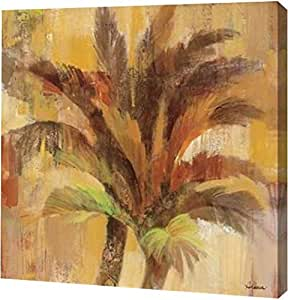 "PrintArt GW-POD-38-16809-30x30""Island Breeze II""由 Albena Hristova 创作画廊装裱艺术微喷油画艺术印刷品 16"" x 16"" GW-POD-38-16809-16x16"