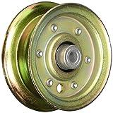 Maxpower 11634 Idler 滑轮替换装 AYP/Craftsman/Husqvarna/Poulan 177968, 193197, 532177968, 532193197