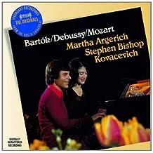 进口CD:巴托克:双钢琴与打击乐器的奏鸣曲/阿格里奇、科瓦塞维奇(CD)4782467