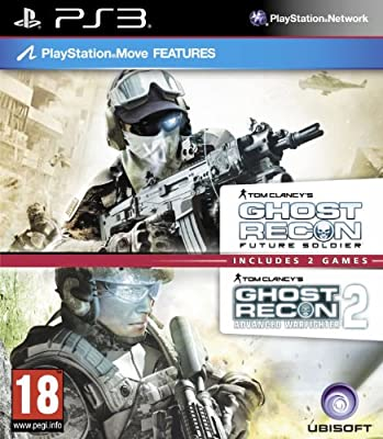Ghost Recon Warfighter 2 and Future Soldier (PS3) (Includes 2 Games)