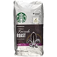 Starbucks 星巴克法式烘焙全咖啡,40 盎司(2 袋)