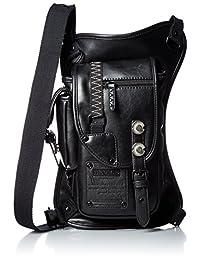 Device 单肩包 腰包 两用 腿包 HGS10048