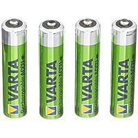 VARTA 可计算的 ACCU AAA/微型电池 ReadyToUse 1000mAh (4个气泡)