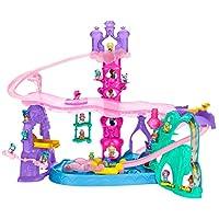 Fisher-Price Nickelodeon 闪光灯,Teenie Genies 魔法地毯冒险玩具套装