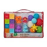 Infantino 婴智宝玩具球,积木及游戏玩具套装