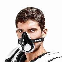 id MASK 过滤式防颗粒物呼吸器/口罩 头戴式 防雾霾 PM2.5滤芯可换口罩可洗 (新品) (水墨黑)