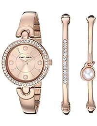 Anne KleinAK/3288RGST Analog Metal 玫瑰金色 AK/3288RGST dress-watches