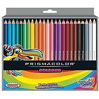 Sanford 25085R Prismacolor 高级彩色铅笔,肖像套装,软芯,24 支装 24 Count (Scholar)