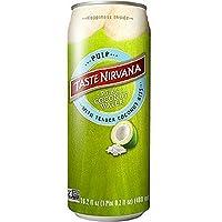 Taste Nirvana 真正的椰子水,Coco Pulp with Tender Coconut Bits,16.2盎司(约459.2克)罐装(12罐)