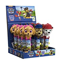 BIP Paw Patrol Pop Ups Lollipops, 12-Piece