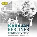 进口CD:卡拉扬与柏林爱乐乐团 Herbert Von Karajan & Berliner...