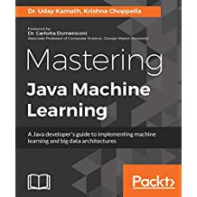 Mastering Java Machine Learning: A Java developer's guide to implementing machine learning and big data architectures (English Edition)
