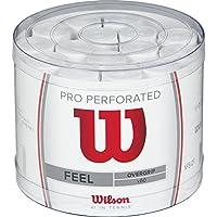 Wilson PRO OG perf 桶60WH OVER GRIP–白色,均码