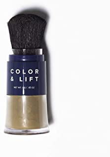 Color & Lift with Thickening Powder - Available in 8 Hair Colors - Root Cover Up - Temporary Hair Coloring Brush that Refr...