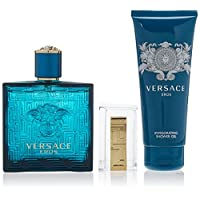 Versace Eros 3-Piece Spray Set for Men