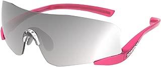 SWANS(SWANS) 日本产 运动 太阳镜 爱诺克斯 新伦 比赛用(田径比赛用) 浆果粉/银色镜子×*灰镜片