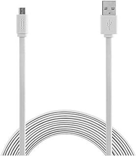 Aiino aicsmcrusb - 三星 Micro USB 数据线AICSMCRUSBF-WH Micro USB Cable to 1.5m Flat USB cable 白色