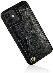 ZVEdeng 手机壳专为 iPhone 11、6.1 英寸、iPhone 11 钱包式手机壳、带卡套的 iPhone 11 手机壳、钱包式iPhone 11 手机壳、皮革钱包式防震手机壳,适用于 Apple iPhon