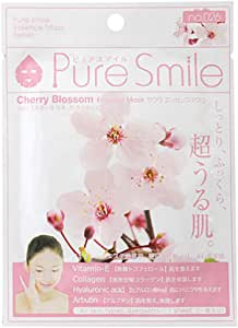 Pure Smile Pure Smile 精华面膜 026 樱花 30套