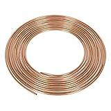 Sealey CBP001 制动管铜管 20 号 0.48 厘米 x 7.62 米