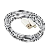 Xtreme 40303 Lightning Power Cable for iPad, iPhone and iPod, Coating in fabric, Length 2 MT
