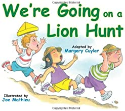 We're Going on a Lion Hunt (English Edition)