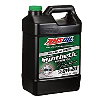 AMSOIL 安索 ASM1G 静音双酯类全合成机油 签名版机油 润滑油 ASM 0W20 3.78L