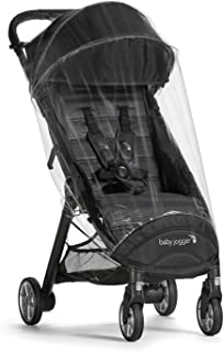 Baby Jogger 2087248 Baby Jogger City Tour 2 婴儿车防风雨 适用于 City Tour 2 婴儿车 灰色