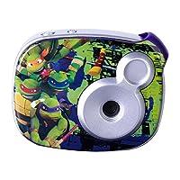 Nickelodeon's Teenage Mutant Ninja Turtles 忍者神龟 98665-AMZ 数码相机 紫色 1.5寸屏(亚马逊进口直采,美国品牌)