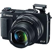 Canon 佳能 9167B011 PowerShot 博秀 G1 X Mark II 系统照相机